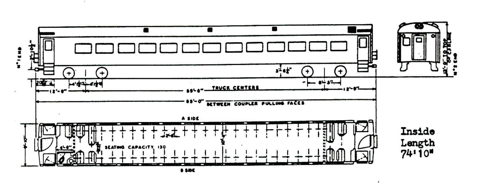 1961 - 130 SEAT MU COACH
